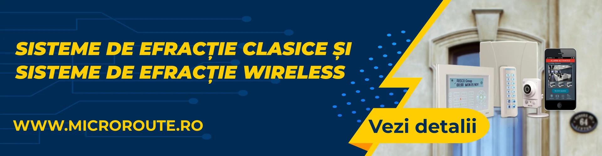 Sisteme de efractie clasice si sisteme de efractie wireless